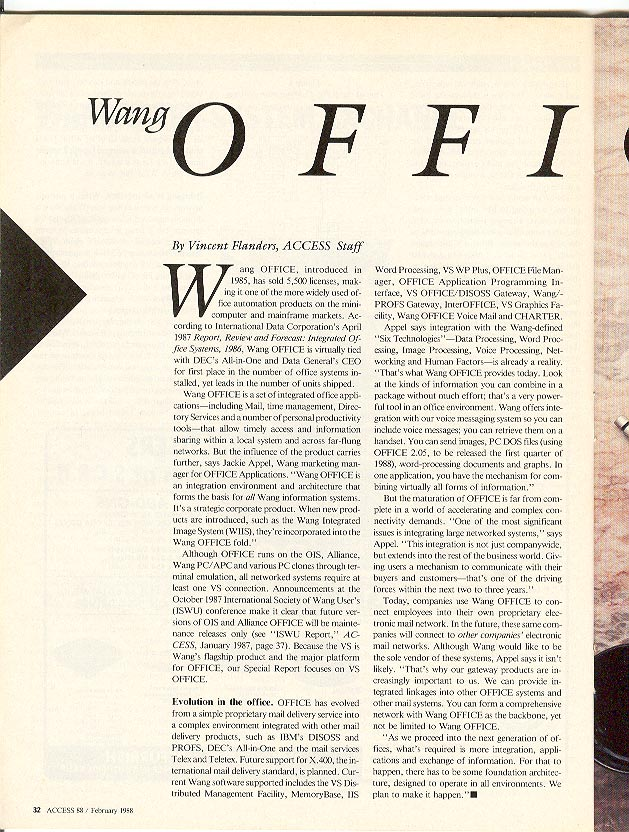 Cover of the December 1986 issue